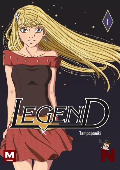 Legend – tome 1
