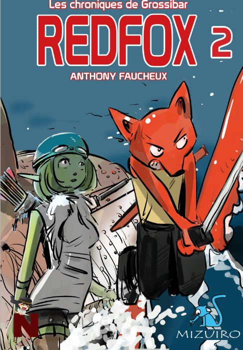 Redfox – tome 2