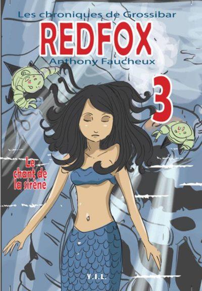 Redfox – tome 3