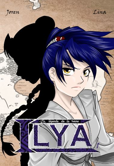 La légende de la reine Ilya (version illustrée) – Tome 1