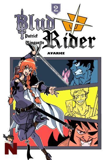 Blud Rider – tome 2